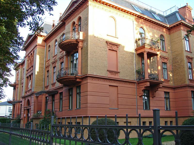 Potsdam Mansion