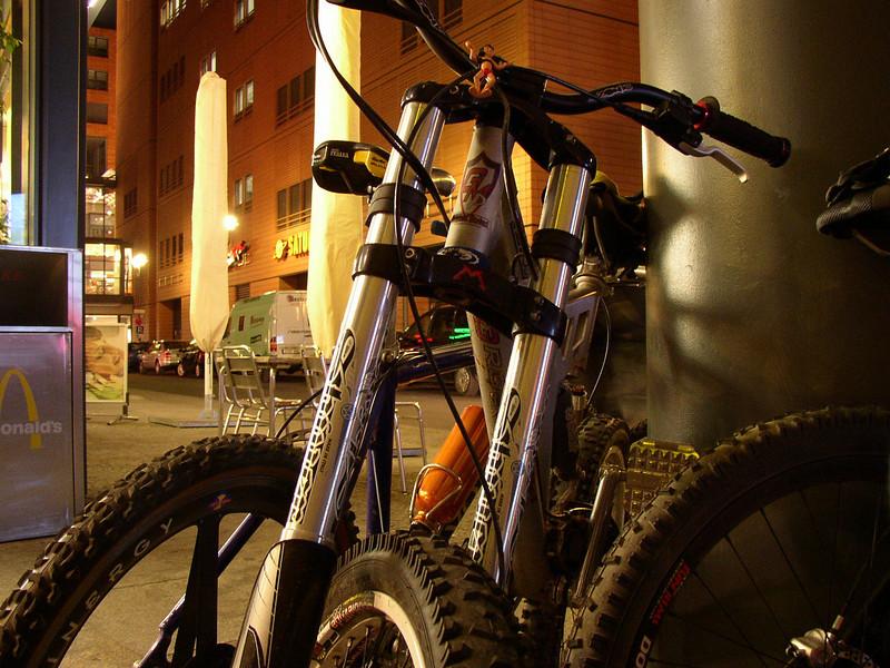biketour in the city (Potsdamer Platz)