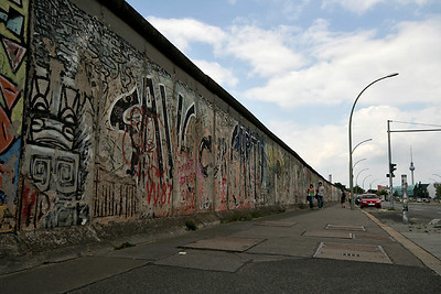 Berlin Wall - East Side Galery