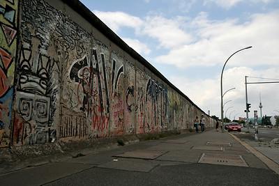 Berlin Wall - East Side Galery
