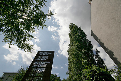 Holocaust Memorial - Levetzowstraße, I