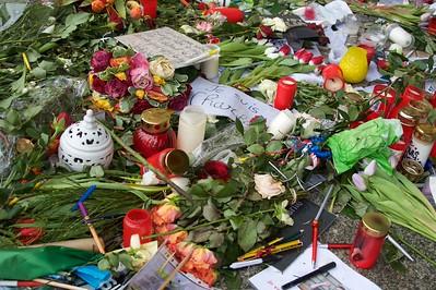Ambassade de France, Berlin (Charlie Hebdo) 1