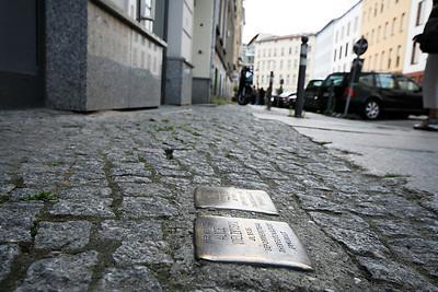 Holocaust Memorial - Hackesche Höfe