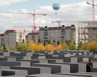 Holocaust Memorial, Berlin.