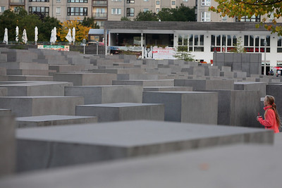 Holocaust Memorial, Berlin.