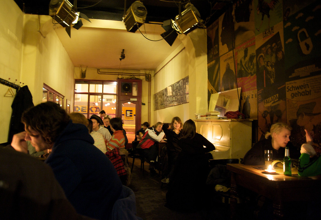 Late Jazz Club East Berlin  258