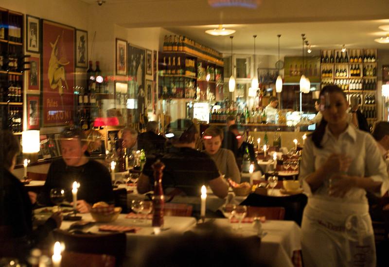 Italian restaurant  257