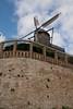 Historic Windmill, Park Sanssouci, Potsdam, Germany