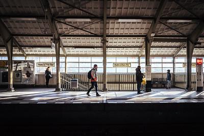 Hallesches Tor Bahn