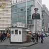 We had a great time visiting Checkpoint Charlie.  The kids were really interested in the history of Berlin, in the history of the wall, and in Checkpoint Charlie.
