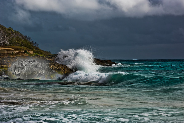 Bermuda: Dark n Stormy
