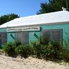 Bath house at Horseshoe Beach - cleaner than most I've found ANYWHERE
