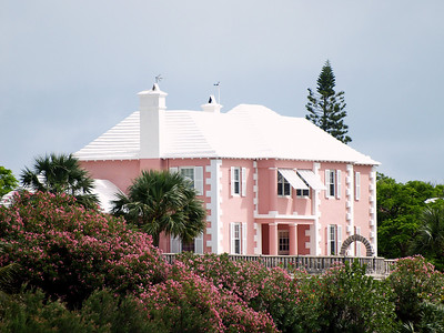 Bermuda Homes and Ports 2008