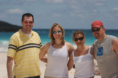 John, Karen, Vikki, and Marco
