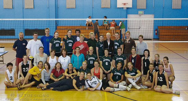 All the teams gather for a final picture (missing Downstate VBC)