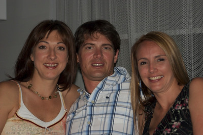 Stacy, John, and Shela
