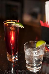 drinks...