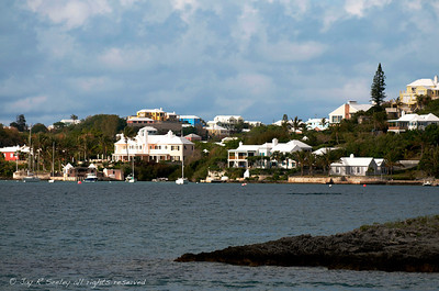 Million dollar homes in Bermuda