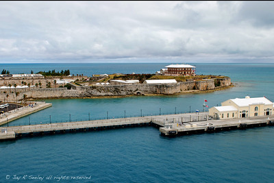 Royal Navy shipyard, Bermuda