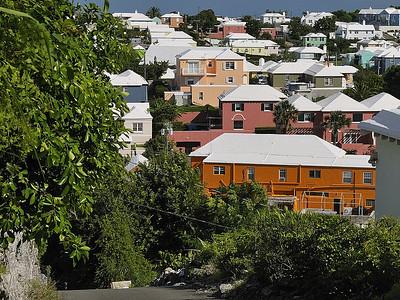 Bermuda / Bermudes: Warwick Parish view