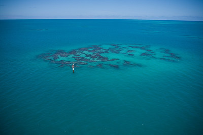 Reefs approaching Hamilton