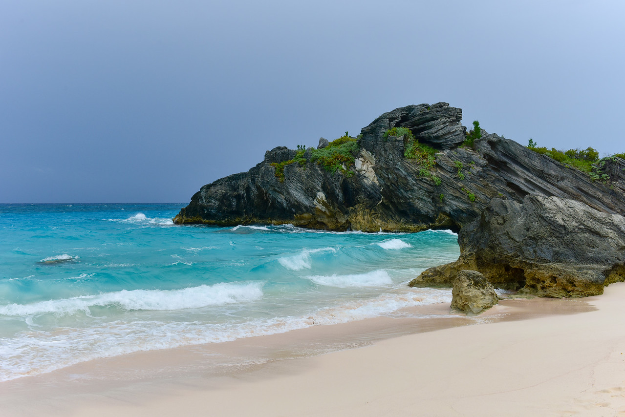 Jobson Cove Beach - Bermuda