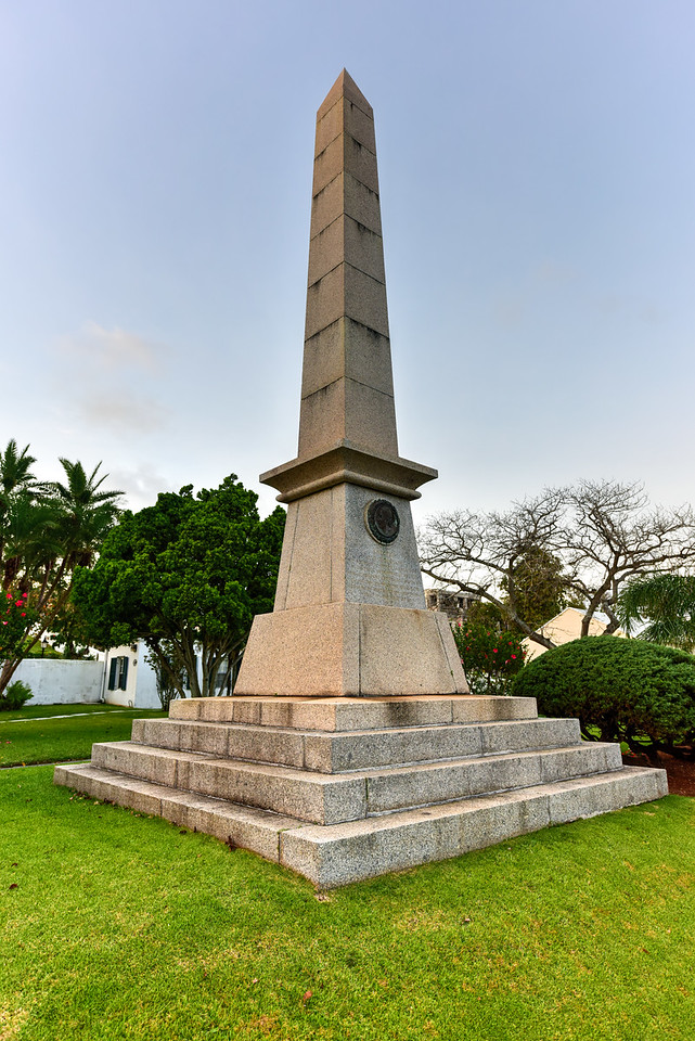 Sir William Reid Obelisk