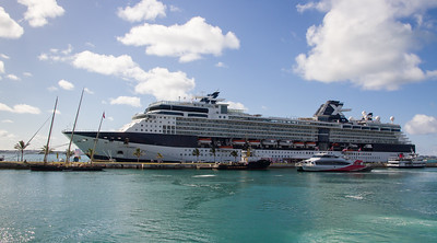 Celebrity Summit, Bermuda