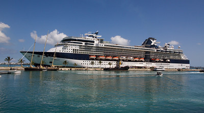 Celebrity Summit, Bermuda