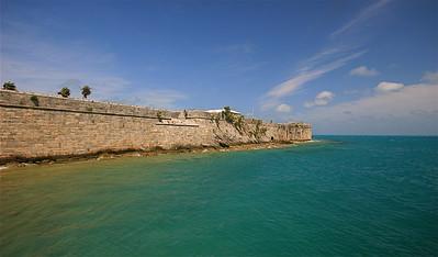 Royal Naval Dockyard. Bermuda.