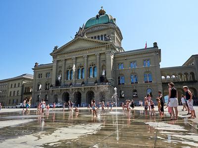 Bern Parliment Building