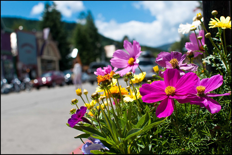Downtown Crested Butte