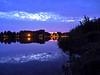 Lake Arbi  before sunrise, Elva, Estonia