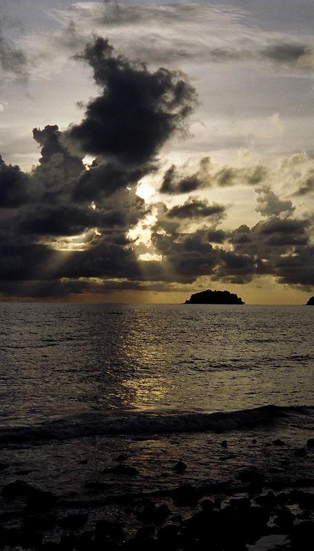 Sunset, Koh Chang.