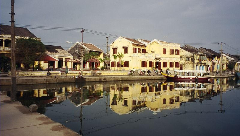 My favorite spot in Vietnam - Hoi An.