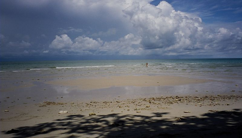 Storm clouds gathering, Koh Chang.