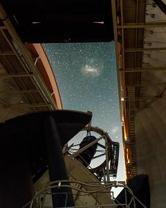 Blanco Telescope, Dark Energy Camara, LMC & SMC