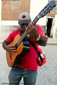 Havana Street musician!