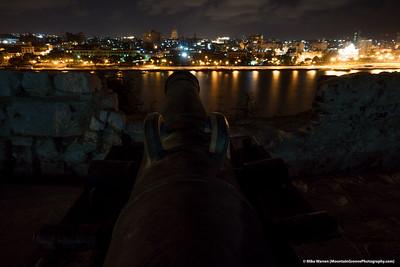 The fort across from Havana!