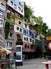 Hundertwasser Village<br /> Vienna, Austria