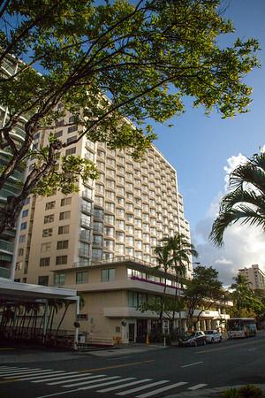 Ohana Waikiki East Hotel - Honolulu Oahu, HI