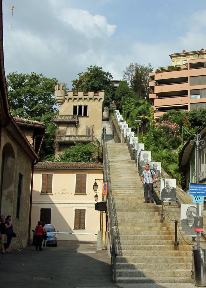 Italy tour - Lugano