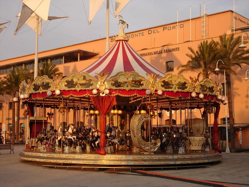Genoa Merry Go Round
