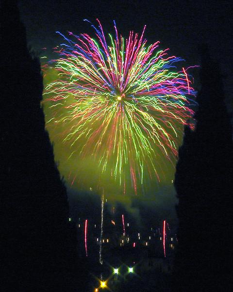 Rapallo Fireworks 2