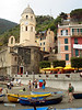 Vernazza on Sloane's visit<br /> Rainy day
