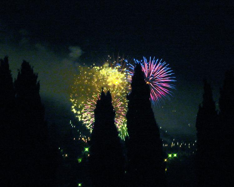 Rapallo Fireworks 3