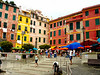 Town of Vernazza, <br /> 4th town up in Cinque Terre