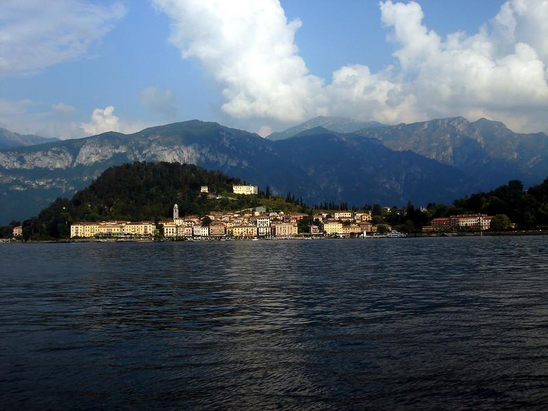 Lake Maggiore town