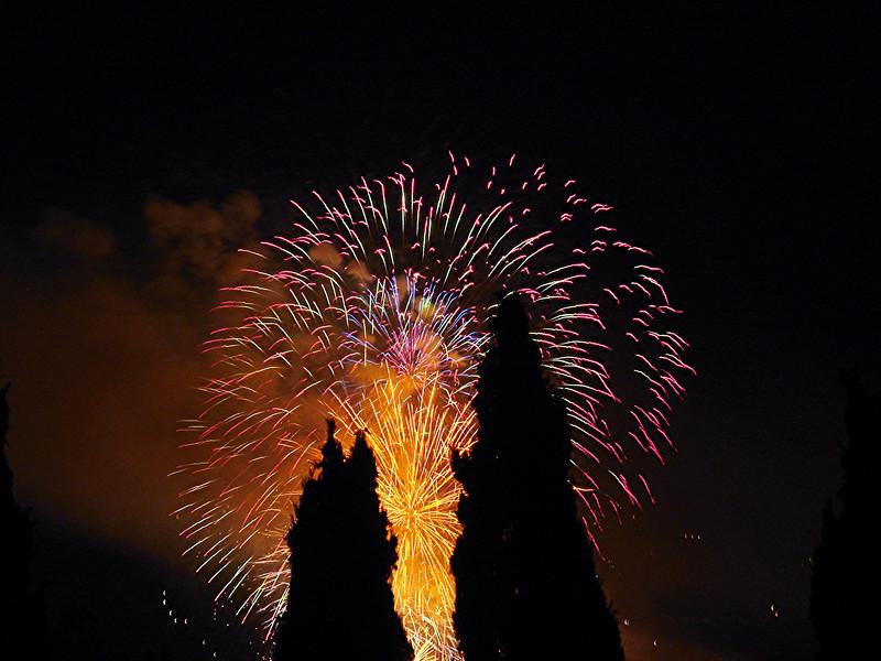 Rapallo Fireworks 7