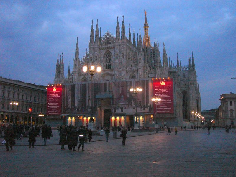 Milano Duoma